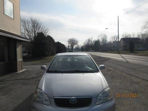 2005 Toyota Corolla for sale at Settle Auto Sales TAYLOR ST. in Fort Wayne IN