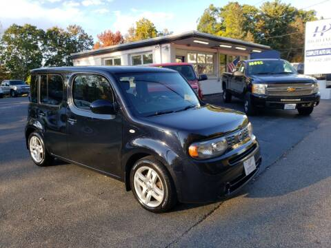 2012 Nissan cube for sale at Highlands Auto Gallery in Braintree MA