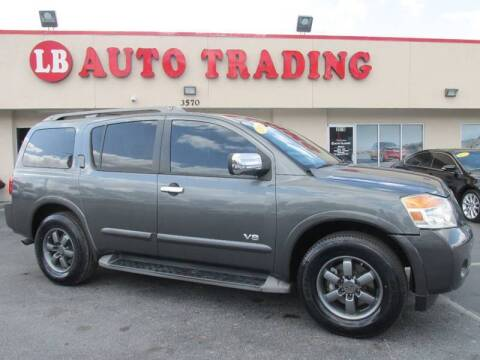 2008 Nissan Armada for sale at LB Auto Trading in Orlando FL