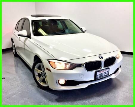 2013 BMW 3 Series for sale at AMG Auto Sales in Rancho Cordova CA