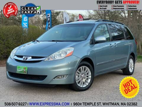 2009 Toyota Sienna for sale at Auto Sales Express in Whitman MA