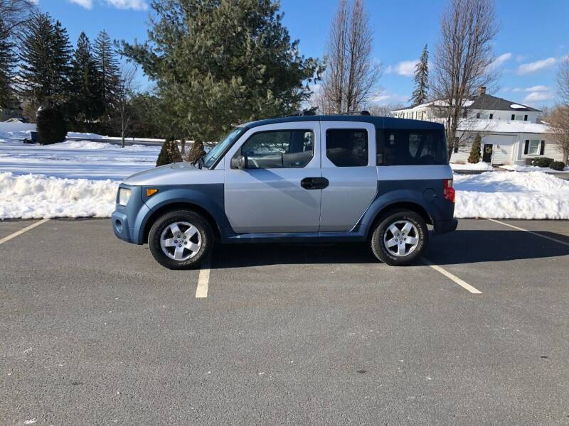 2005 Honda Element for sale at Chris Auto South in Agawam MA