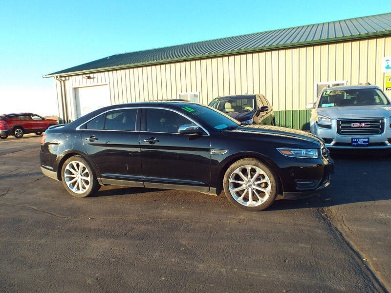 2016 Ford Taurus for sale at G & K Supreme in Canton SD