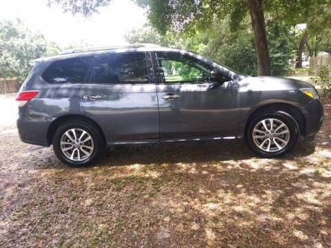 2013 Nissan Pathfinder for sale at Royal Auto Trading in Tampa FL