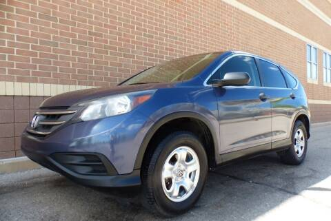 2012 Honda CR-V for sale at Macomb Automotive Group in New Haven MI