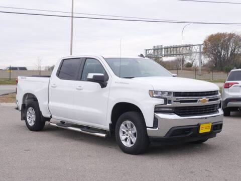 2019 Chevrolet Silverado 1500 for sale at Park Place Motor Cars in Rochester MN