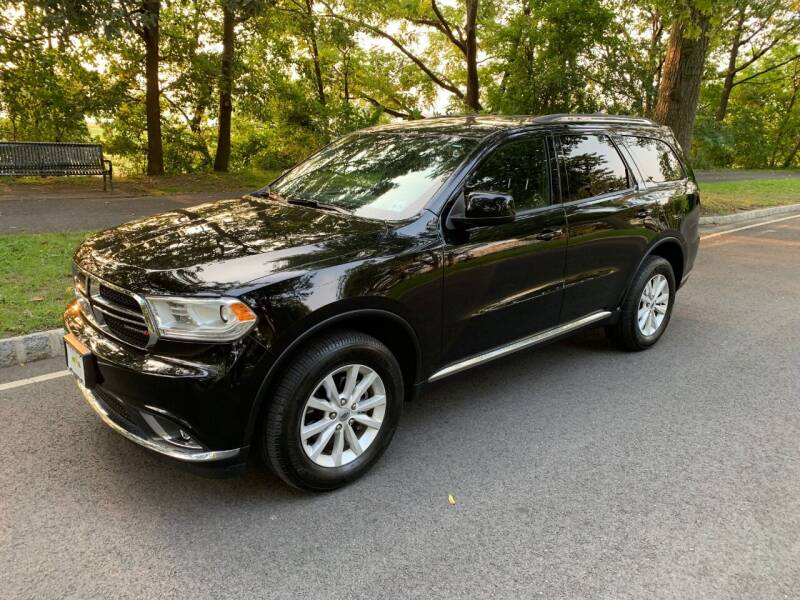 2019 Dodge Durango for sale at Crazy Cars Auto Sale in Jersey City NJ