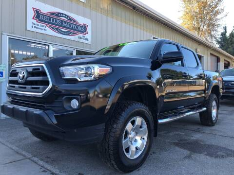 2017 Toyota Tacoma for sale at Bellus Motors LLC in Camas WA