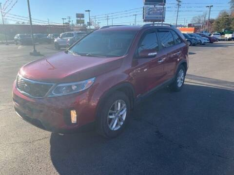 2015 Kia Sorento for sale at Tim Short Auto Mall in Corbin KY