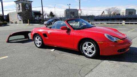1998 Porsche Boxster for sale at AFFORDABLE MOTORS OF BROOKLYN in Brooklyn NY