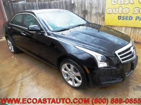 2013 Cadillac ATS for sale at East Coast Auto Source Inc. in Bedford VA