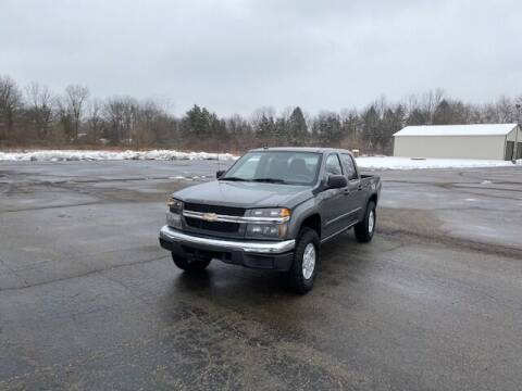 2008 Chevrolet Colorado for sale at Caruzin Motors in Flint MI