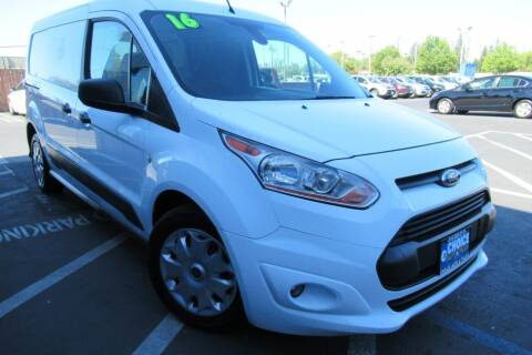 2016 Ford Transit Connect Cargo for sale at Choice Auto & Truck in Sacramento CA