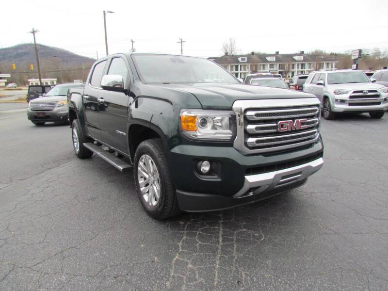 2015 GMC Canyon for sale at Hibriten Auto Mart in Lenoir NC