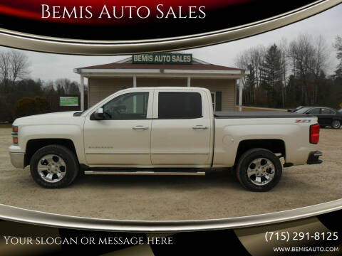2014 Chevrolet Silverado 1500 for sale at Bemis Auto Sales in Crivitz WI