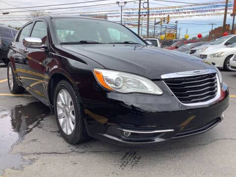 2013 Chrysler 200 for sale at Active Auto Sales in Hatboro PA