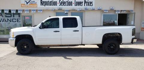 2007 Chevrolet Silverado 3500HD for sale at HomeTown Motors in Gillette WY