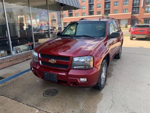2006 Chevrolet TrailBlazer for sale at LOT 51 AUTO SALES in Madison WI