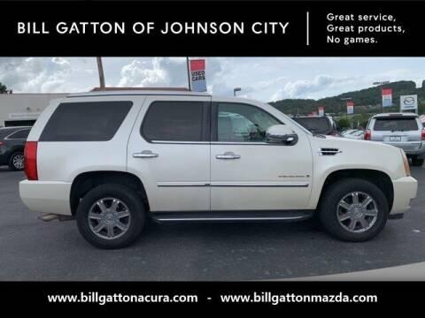 2008 Cadillac Escalade for sale at Bill Gatton Used Cars - BILL GATTON ACURA MAZDA in Johnson City TN