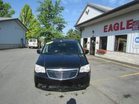 2012 Chrysler Town and Country for sale at Eagle Auto Center in Seneca Falls NY