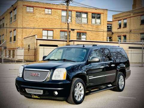 2011 GMC Yukon XL for sale at ARCH AUTO SALES in St. Louis MO