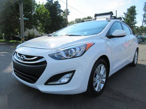 2014 Hyundai Elantra GT for sale at PRESTIGE IMPORT AUTO SALES in Morrisville PA