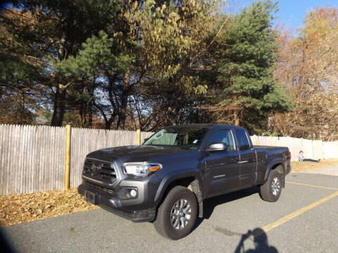 2018 Toyota Tacoma for sale at Wayland Automotive in Wayland MA