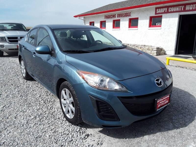 2011 Mazda MAZDA3 for sale at Sarpy County Motors in Springfield NE