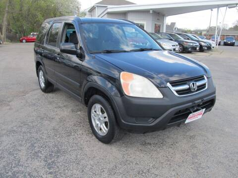 2004 Honda CR-V for sale at St. Mary Auto Sales in Hilliard OH