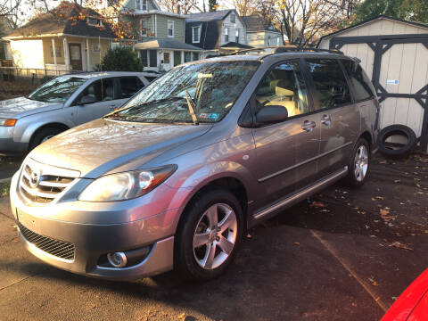 2004 Mazda MPV for sale at Michaels Used Cars Inc. in East Lansdowne PA