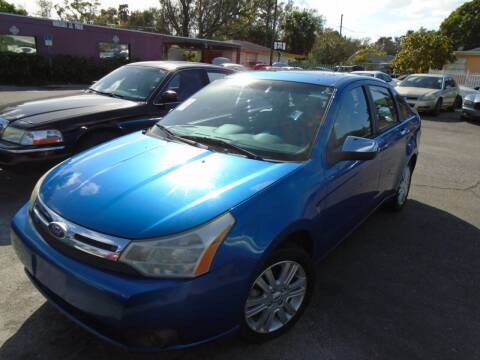 2011 Ford Focus for sale at Bargain Auto Mart Inc. in Kenneth City FL