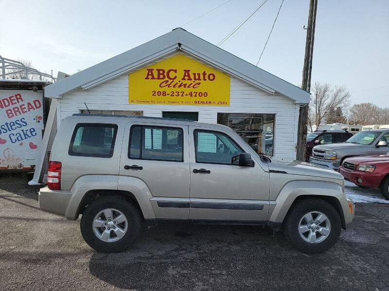 2011 Jeep Liberty for sale at ABC AUTO CLINIC - Chubbuck in Chubbuck ID