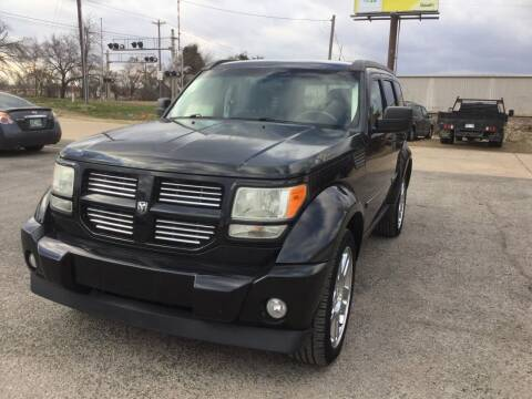 2011 Dodge Nitro for sale at LOWEST PRICE AUTO SALES, LLC in Oklahoma City OK