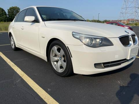 2008 BMW 5 Series for sale at Quality Motors Inc in Indianapolis IN