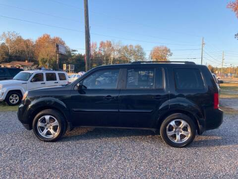 2013 Honda Pilot for sale at Joye & Company INC, in Augusta GA