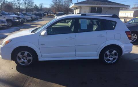 2007 Pontiac Vibe for sale at 6th Street Auto Sales in Marshalltown IA