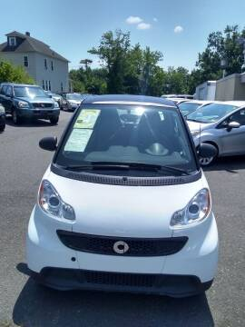 2014 Smart fortwo for sale at Wilson Investments LLC in Ewing NJ