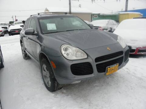 2004 Porsche Cayenne for sale at ALASKA PROFESSIONAL AUTO in Anchorage AK