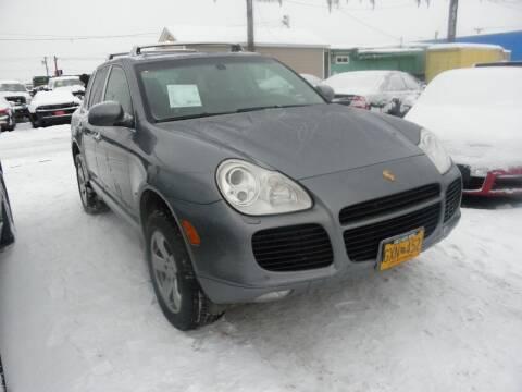 2004 Porsche Cayenne for sale at ALASKA PROFESSIONAL AUTO in Anchorage AK