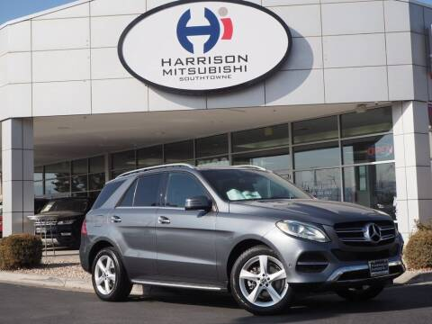 2017 Mercedes-Benz GLE for sale at Harrison Imports in Sandy UT