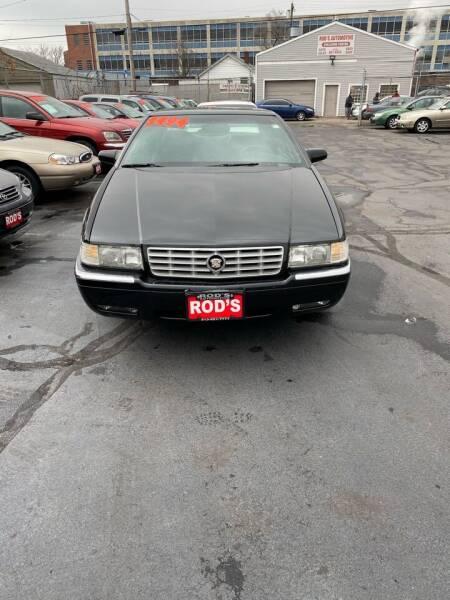1999 Cadillac Eldorado for sale at Rod's Automotive in Cincinnati OH