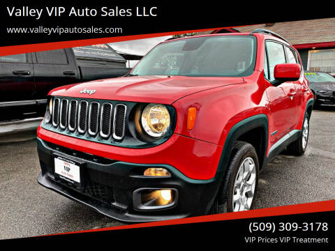 2015 Jeep Renegade for sale at Valley VIP Auto Sales LLC in Spokane Valley WA