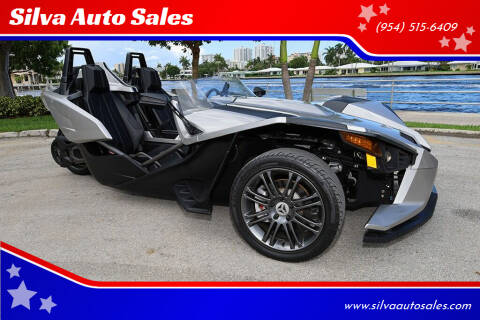 2016 Polaris Slingshot for sale at Silva Auto Sales in Pompano Beach FL