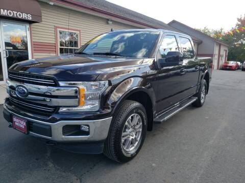 2019 Ford F-150 for sale at Shattuck Motors - NEKtrucks.com in Newport VT