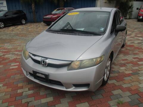 2011 Honda Civic for sale at Affordable Auto Motors in Jacksonville FL