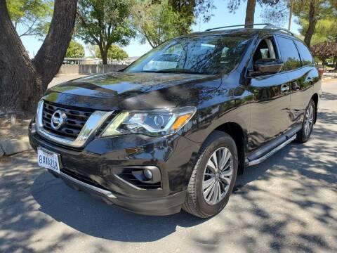 2017 Nissan Pathfinder for sale at Matador Motors in Sacramento CA