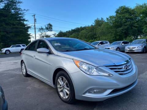 2013 Hyundai Sonata for sale at Royal Crest Motors in Haverhill MA