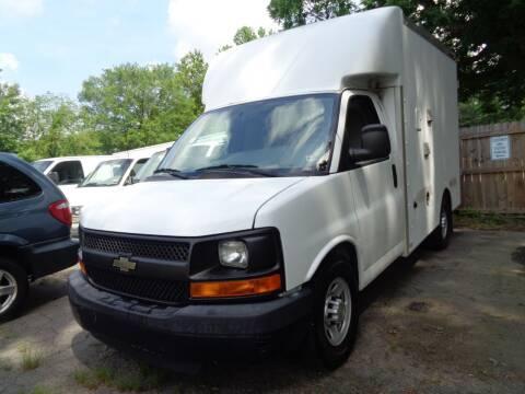2014 Chevrolet Express Cutaway for sale at Liberty Motors in Chesapeake VA