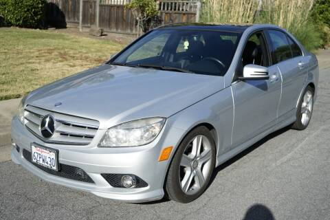 2010 Mercedes-Benz C-Class for sale at Sports Plus Motor Group LLC in Sunnyvale CA