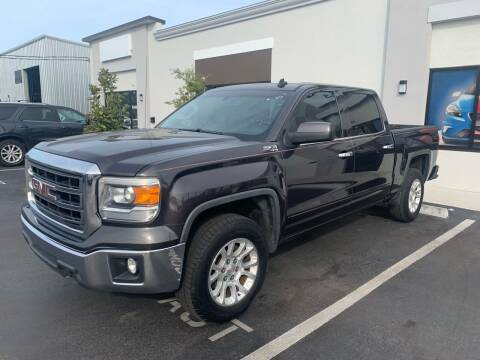 2014 GMC Sierra 1500 for sale at Bay City Autosales in Tampa FL